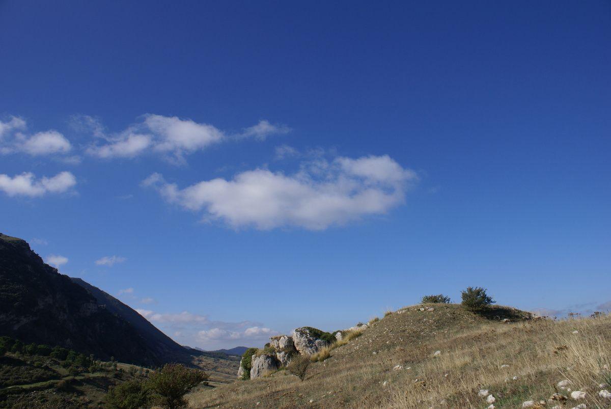 Circuito Ecotrail Sicilia 2016. La carovana del trail siciliano ha toccato ancora una volta Palazzo Adriano e i Monti Sicani