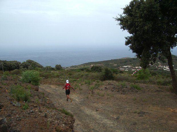 Circuito Ecotrail Sicilia 2017. Al Pantelleria Trail i Guerrieri della montagna corrono avventura e natura, sfidando la calura