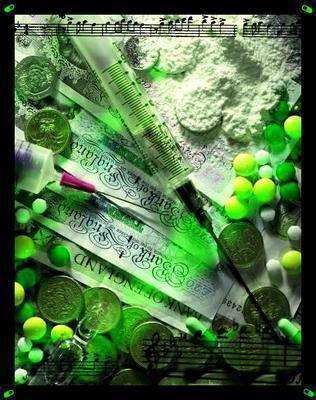 Vente de produits illicites