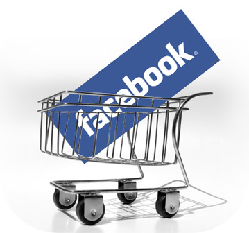 Le commerce sur Facebook (audio)