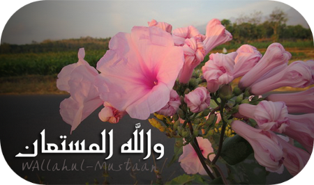 La traduction de وَٱللَّهُ ٱلۡمُسۡتَعَانُ (wallahu-l-musta3n)