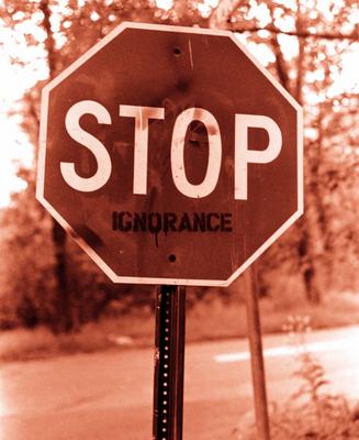 Le remède à la maladie de l'ignorance est le fait de poser des questions aux savants