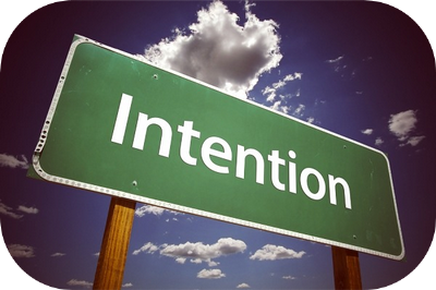 Prononcer son intention (audio)