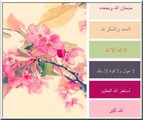 Le sens du mot : «dhikr - ذكر الله»