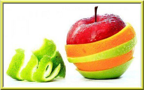 Manger des fruits avant les repas