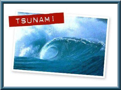 Le tsunami (audio-vidéo)