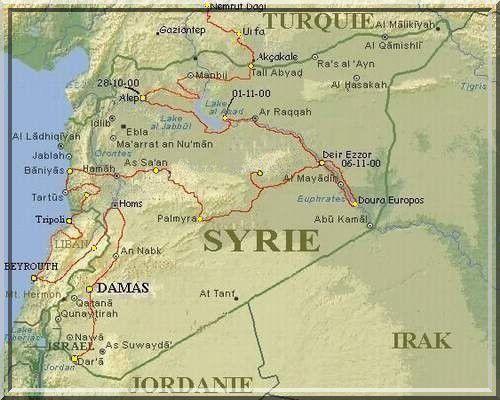 Pour nos frères et soeurs en Syrie (audio-vidéo)