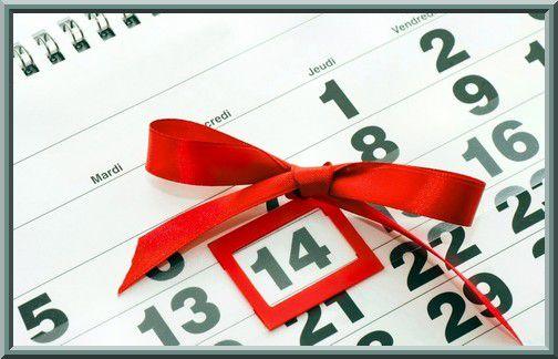 Le jugement concernant la Saint-Valentin et les autres fêtes