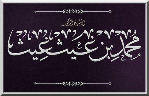 Cheikh Mohammed Ibn Ghayth (الشيخ محمد بن غيث) est un savant salafî