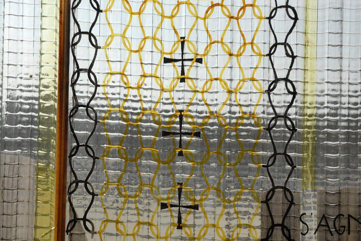 En Christ, tisser nos liens de communauté paroissiale ouverte et envoyée (Fontaine les Grès (architecte : Marot)
