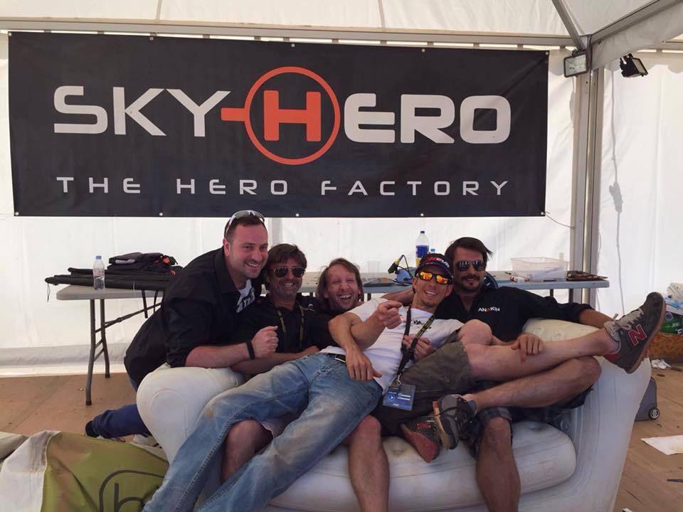 Anakin, le drone racer de Sky-Hero