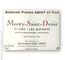 Morey Saint Denis Premiers crus: les crus du Sud