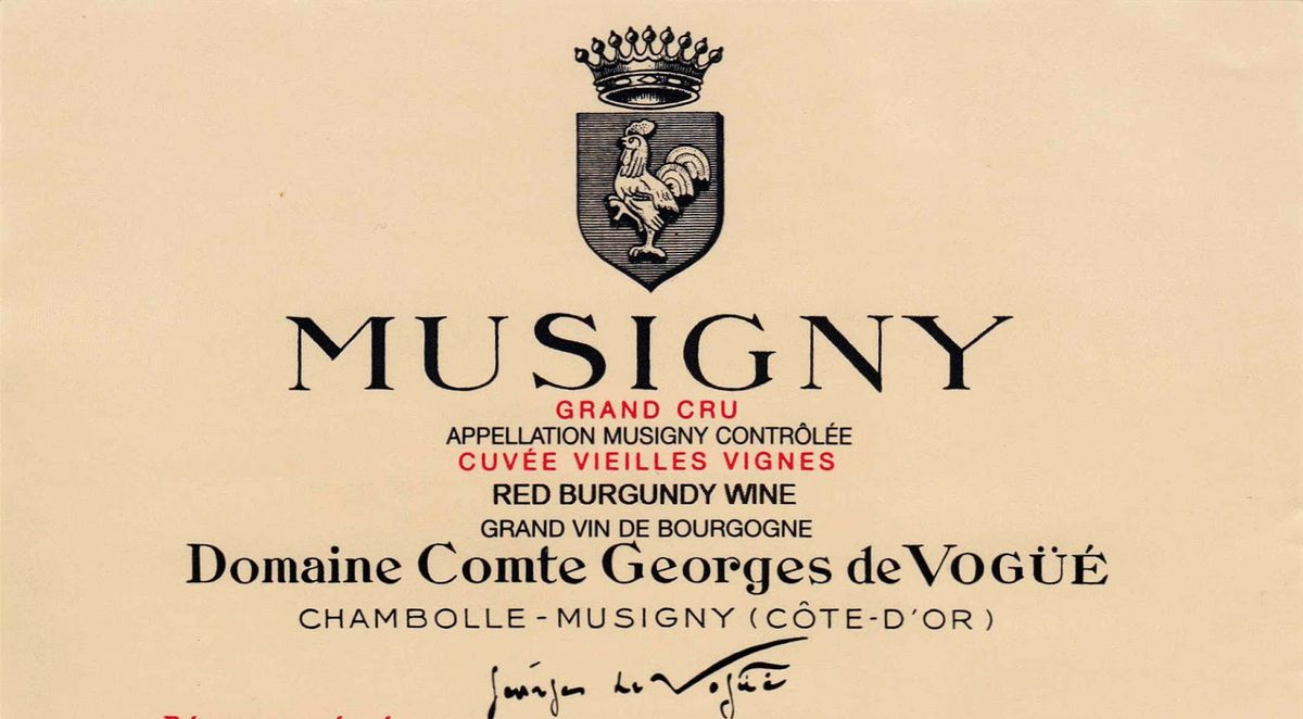 Les Grands crus de Chambolle-Musigny: Musigny et Bonnes Mares