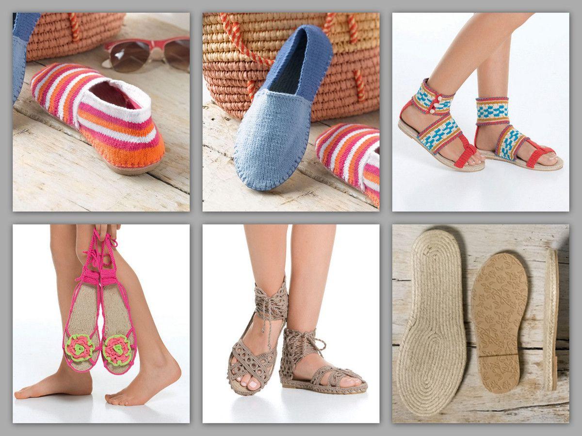 Préparez le printemps pour vos pieds!