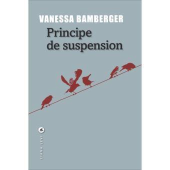 Principe de suspension de Vanessa BAMBERGER