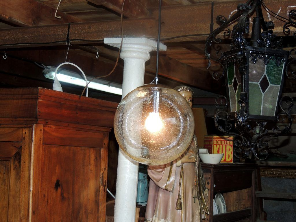 lampe indus brocante thamalet