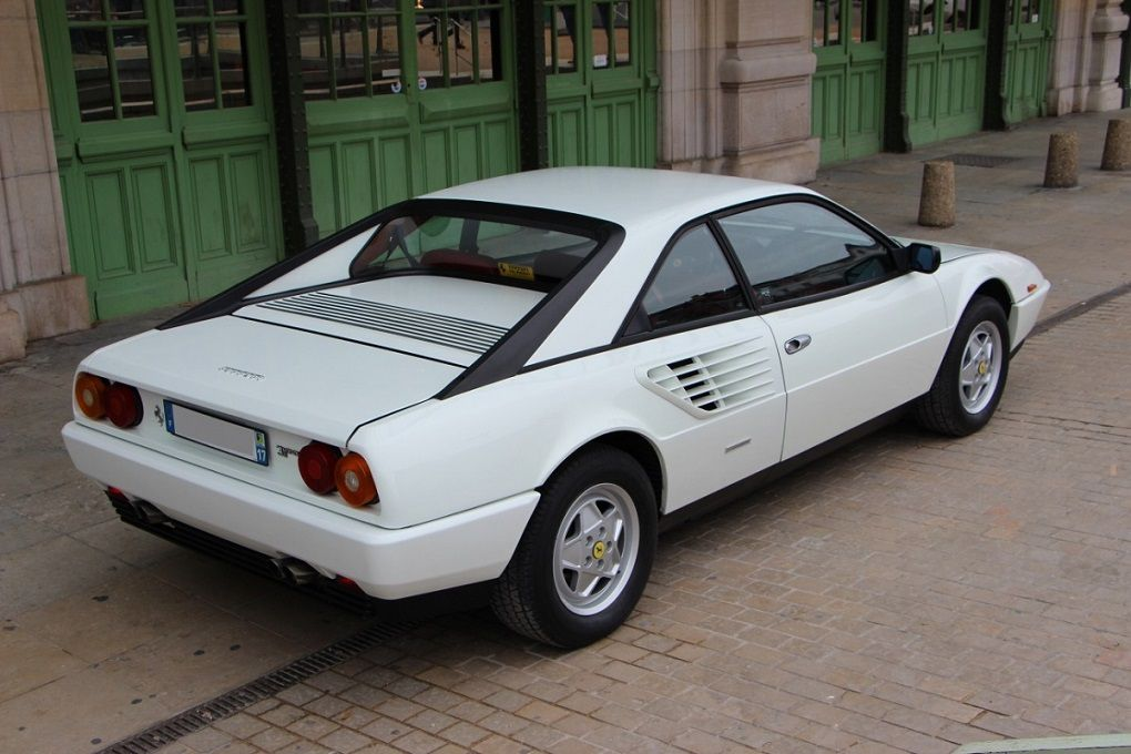 1986 ferrari mondial 3 2 cabriolet lhd 1986 ferrari. Black Bedroom Furniture Sets. Home Design Ideas