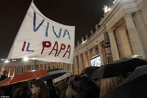 Viva il Papa !!