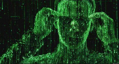Enter the Matrix .