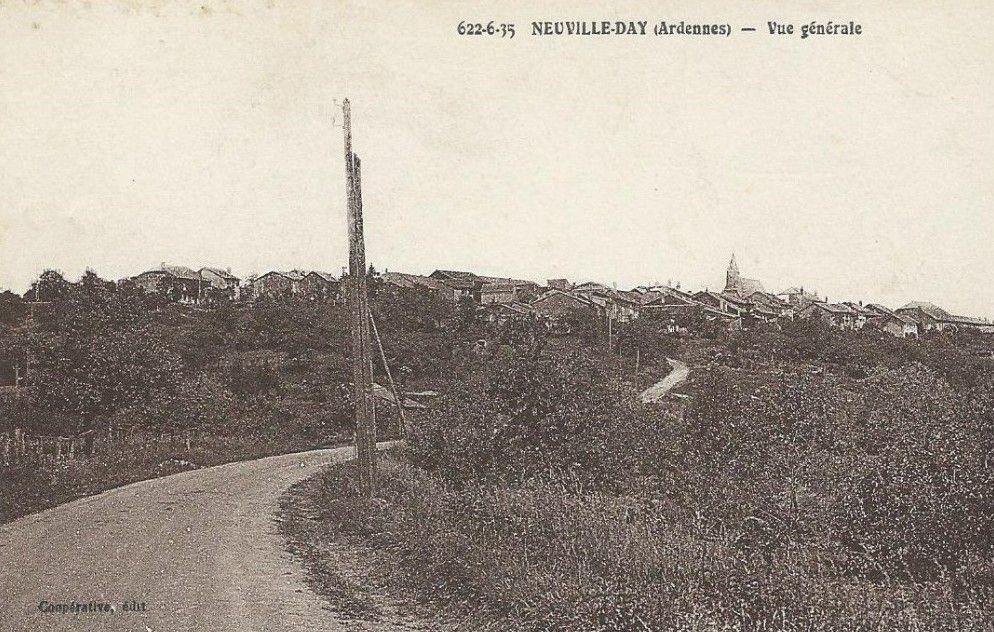vue de Neuville en 1937