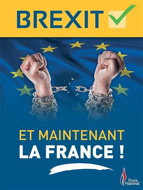 Et maintenant : la France !