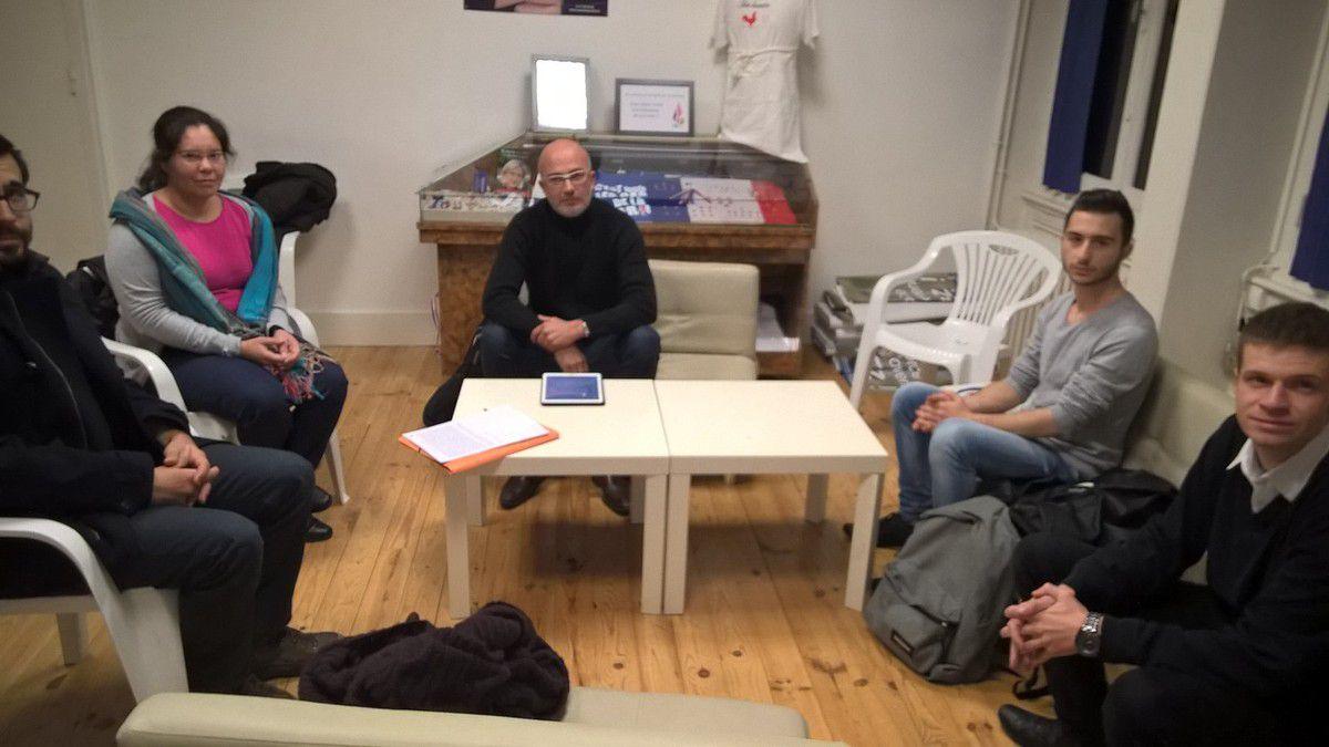 Deuxième Circonscription : réflexions et discussions !