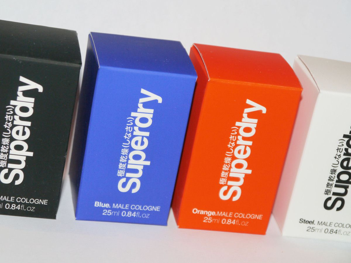 Parfums Superdry