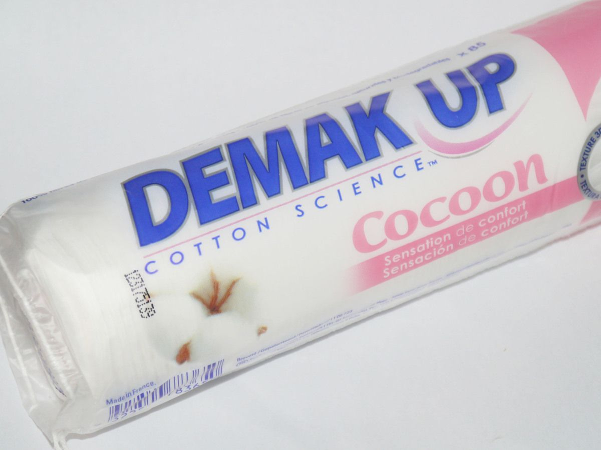 Demak'up cocoon
