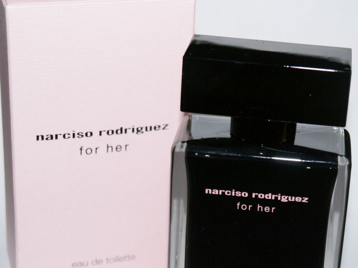 Narcisco Rodriguez For her eau de toilette