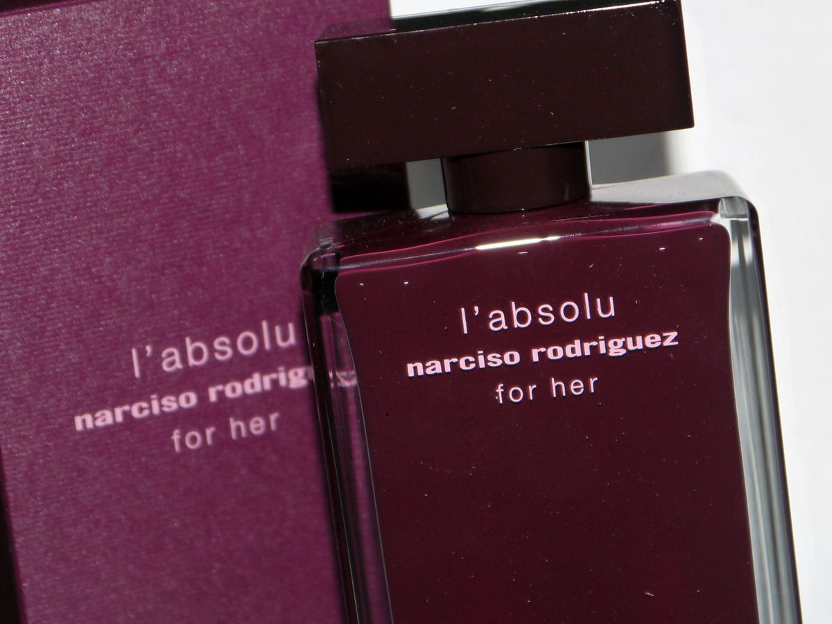 Narcisco Rodriguez for her l'absolu