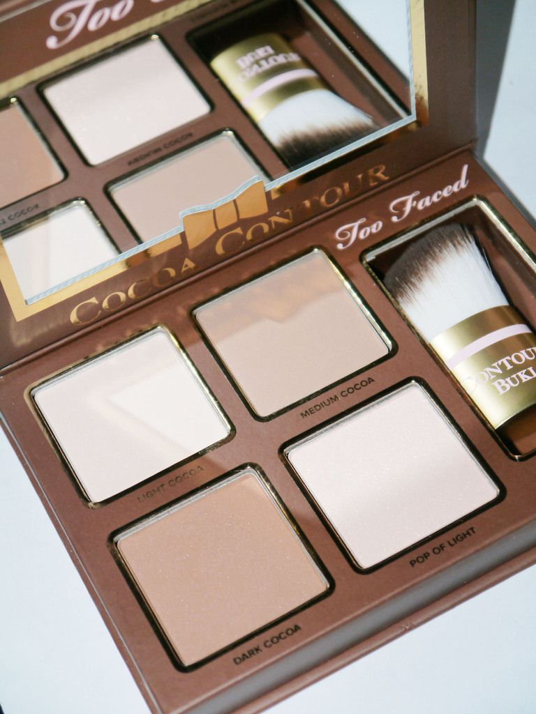 Le contouring par Too Faced