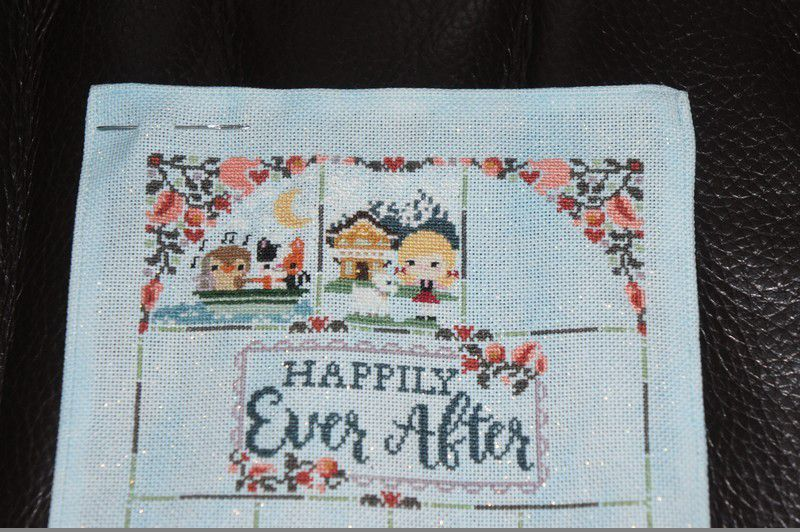 Projet Happily Ever After : 2e case