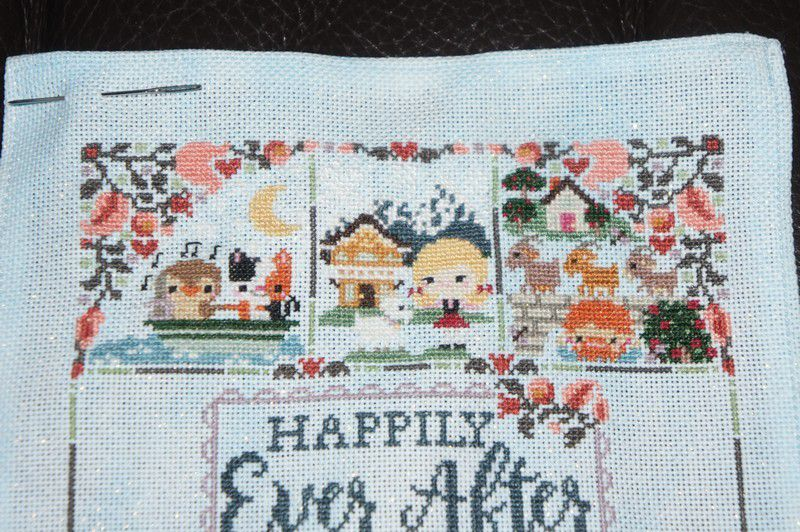 Projet Happily Ever After : 3e case