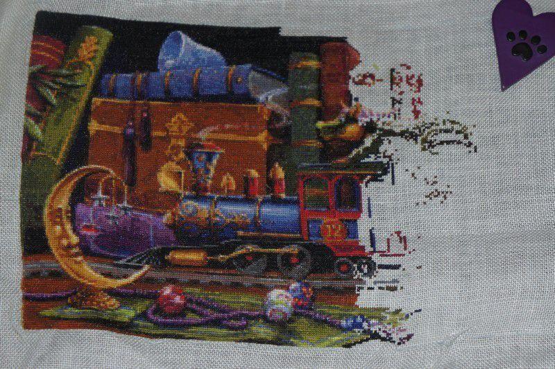 Train of dream 45