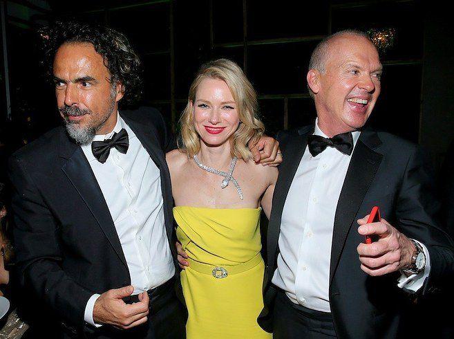 Hollywood à la fete pour les golden globes 2015