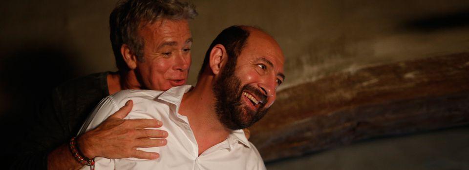Kad Merad et Franck Dubosc, un betisier au top pour &quot&#x3B;Bis&quot&#x3B;