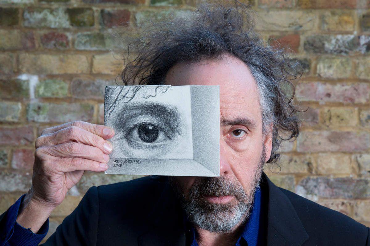 Big Eyes, Découvrez le nouveau Tim Burton