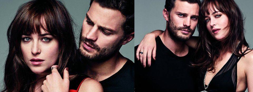 jamie dornan dakota johnson interview et photo glamour week people. Black Bedroom Furniture Sets. Home Design Ideas