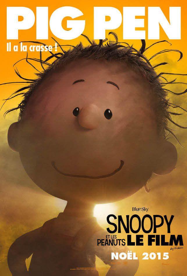Snoopy et sa bande bientôt au cinéma