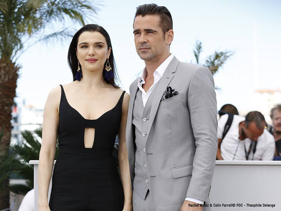 Casting de rêve au Festival de Cannes pour The Lobster