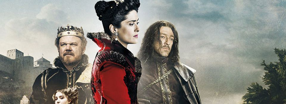 Salma Hayek &amp&#x3B; Vincent Cassel surprenants dans Tale of Tales