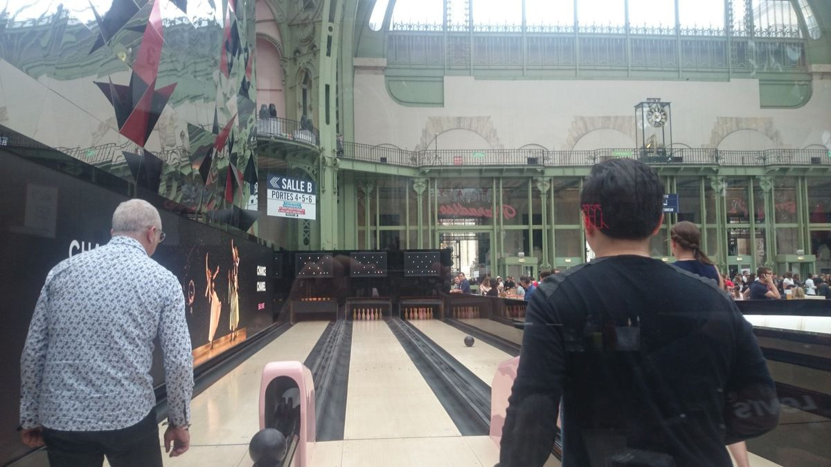 Cinema Paradiso : The place to be à Paris!
