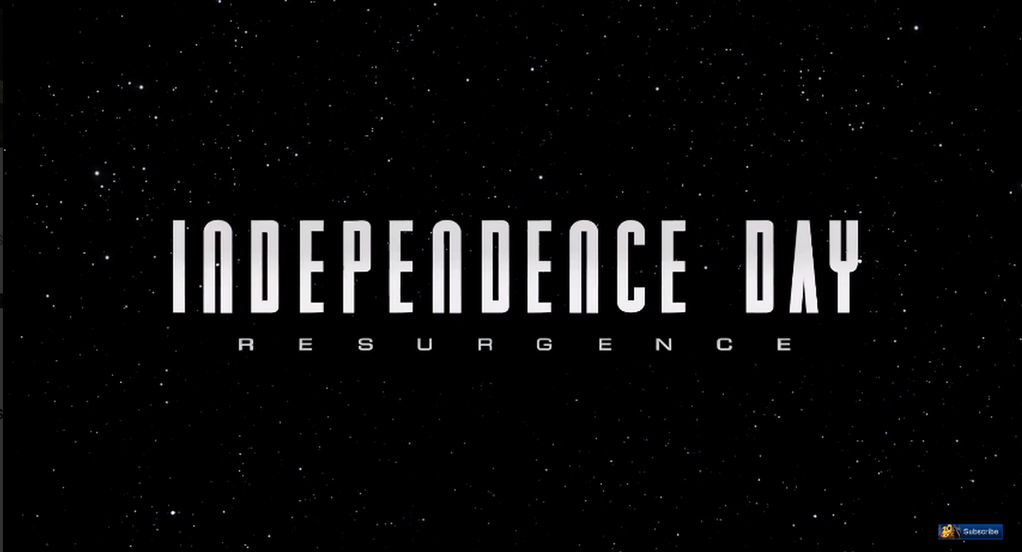 Les premieres images de Independance Day Resurgence