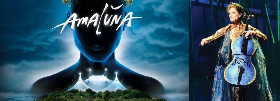 Le Cirque du soleil débarque à Paris avec Amaluna, MAGIQUE!