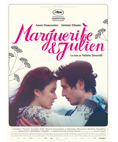 Marguerite &amp&#x3B; Julien bientot au cinema, touchant et original!