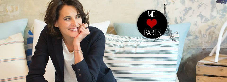 We Love Paris : Ines de la Fressange nous parle de Paris! Interview