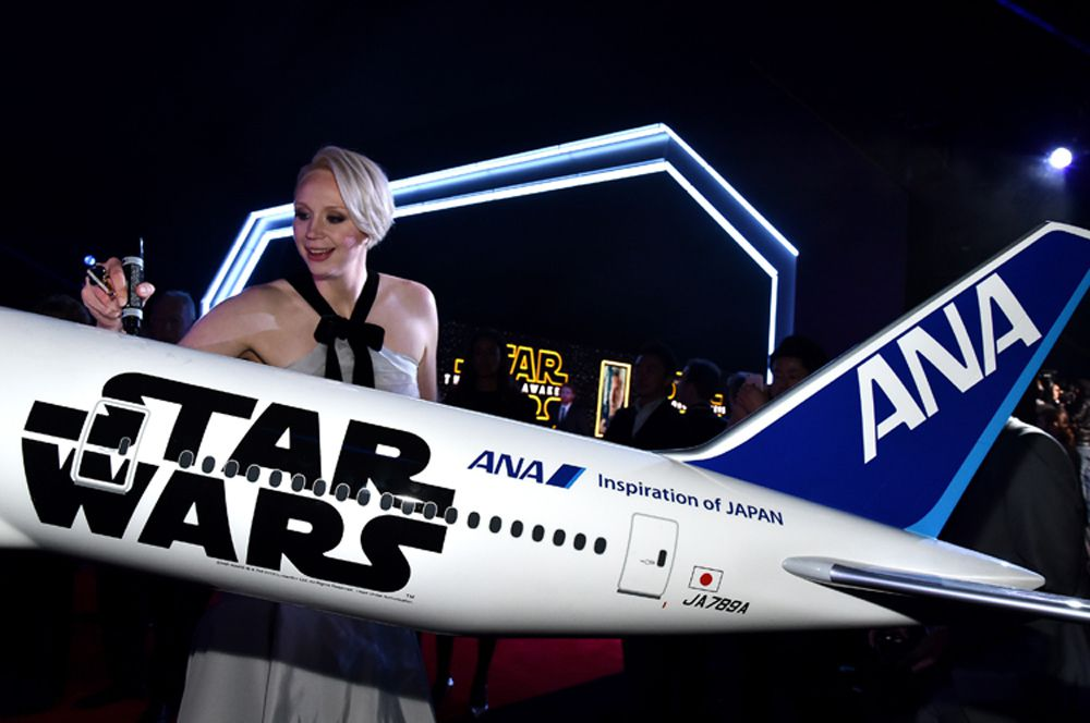 L'avant-premiere mondiale de Star Wars comme si vous y étiez!