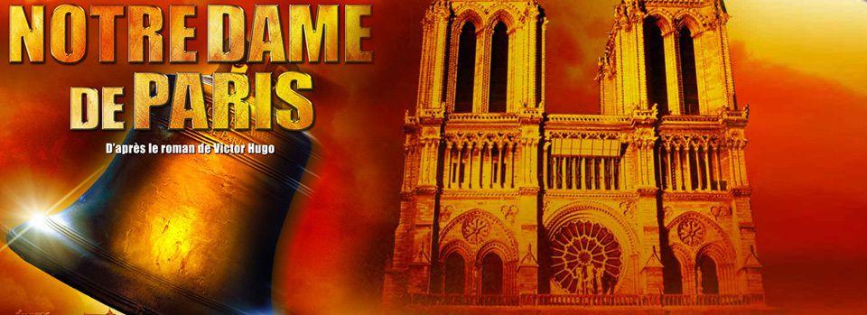 Notre Dame de Paris, le spectacle evenement de retour à Paris !