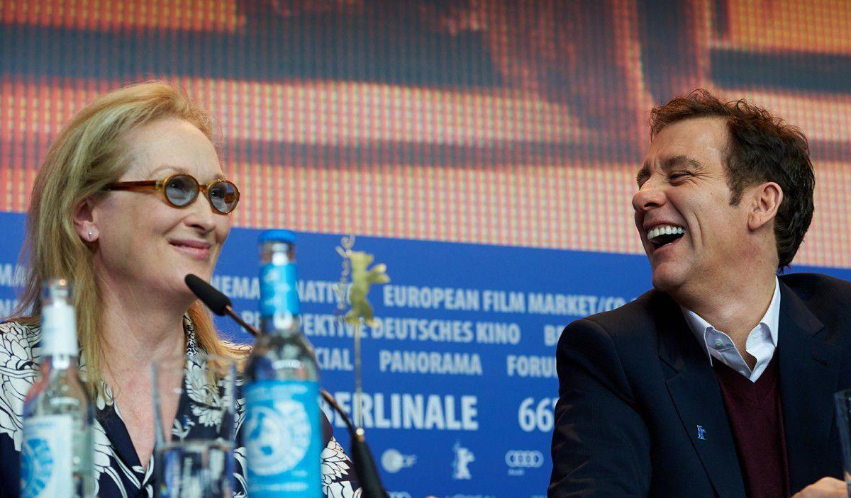 George Clooney &amp&#x3B; Meryl Streep illuminent la Berlinale 2016!