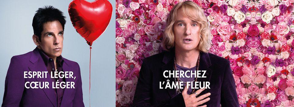 Zoolander2 version lovers pour la St Valentin!